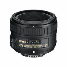50mm Standard Lenses for Nikon Cameras