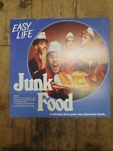 junk food - easy life red - vinyl lp