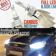 Kit Lampade Luci FULL LED H7 Ford C MAX S MAX tuning Anabbaglianti 6500K CANBUS