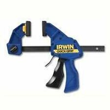 """NEW IRWIN 1964720 WOOD WORKING 24"""" BAR CLAMP & SPREADER TOOL QUICK GRIP 6122709"""