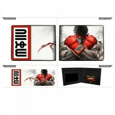 Street Fighter Ryu Bifold Wallet Anime Manga New