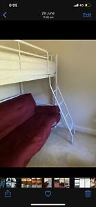 Single & Double Bed Bunk & Couch in One!