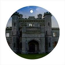 LOWTHER CASTLE ENGLAND CHRISTMAS ORNAMENT GREAT GIFT!
