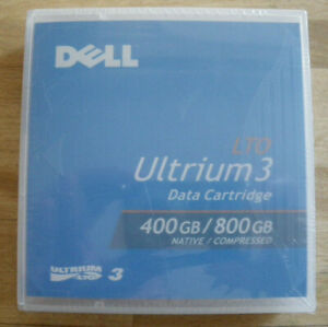 DELL - Cartouche LTO-3 Ultrium 400 / 800GB