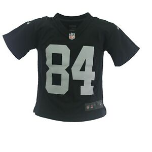 Las Vegas Raiders Antonio Brown Official NFL Nike Youth Kids Size Jersey New