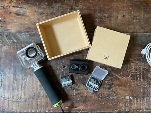 Yi Action Camera Sony 16MP Full HD 1080P w. Accessories