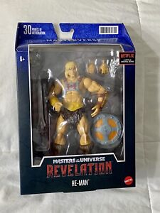Masters of the Universe Masterverse: Revelation He-Man Action Figure