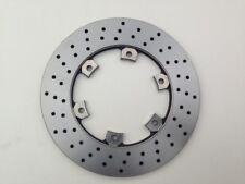 Top qualité GO KART CROSS percé Ventilé Disque de frein 200 mm Dia x 12 mm d'épaisseur