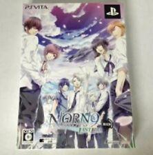 NEW PSV NORN9 Norn + Nonette Last Era Limited Edition JAPAN IDEA FACTORY ps vita