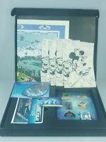 Walt Disney D23 Membership Fantastic Worlds Bundle Box