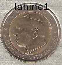 2 EURO DU COFFRET BU VATICAN 2003 (RARE)