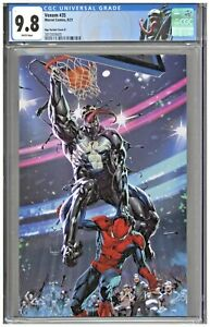 Venom #35 CGC 9.8 Kael Ngu Variant Cover B Virgin Frankies Slam Dunk Basketball