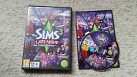 The Sims 3 Late Night Expansion Pack PC Windows or MAC