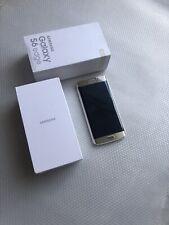 SAMSUNG GALAXY S6 PLATINUM GOLD 32GB EDGE Sbloccato G925F ottime condizioni UK