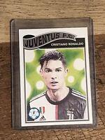 2020 Topps UCL Living Set Cristiano Ronaldo #200 Juventus F.C.