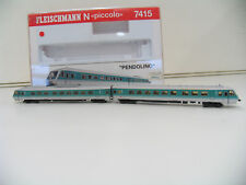 Fleischmann 7415 automotor Pendolino con decodificador digital (bastellok) so366