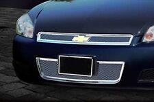 2006-2013 Chevrolet Impala 3pc Classic Fine Mesh Style Grille - E&G 1126-0102-06