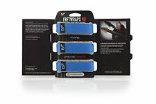 Gruv Gear Fret Wraps HD Guitar Bass String Muters 3-Pack Sky Blue XL Extra Large