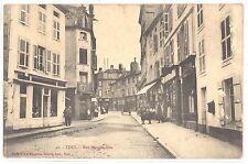 CPA 54 - TOUL (Meurthe et Moselle) - 46. Rue Mur des Blés