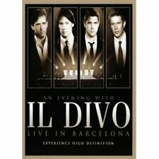 IL DIVO - AN EVENING WITH IL DIVO - LIVE IN BARCELONA [BLU RAY]