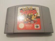 Pokemon Snap para Nintendo 64 en español pal España