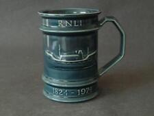 Vintage RNLI 150th Anniversary Mug by Holkham Pottery Ltd England 1824-1974