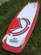 Kitesurfausrüstung : Board mit Kite u.Bar