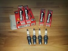 4x Brisk Silver LGS Upgrade Spark Plugs fits: Toyota MR2 2.0i 129kw y1989-1999