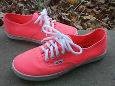 VANS Coral Sneakers Womens size 5.5 M Casual Low top Skate Shoes Ladies FREESHIP