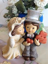 Goebel NINA & MARCO   ❤️  Brautpaar mit vielen Herzen  ❤  wie NEU  ♥ Hochzeit ♥