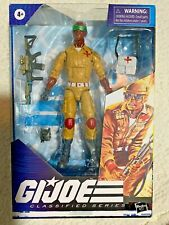 "CUSTOM GI Joe 6"" Classified - DOC - 50% goes to K9s For Warriors charity"