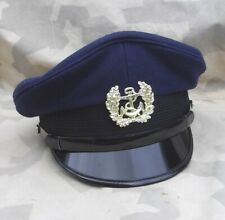 Kapitänsmütze Marinemütze Schirmmütze blau