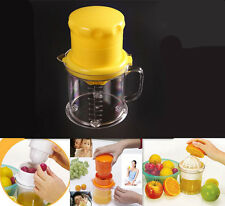 Manual Extractor New Lemon Citrus Juicer Fruit Press Orange Hand Juicer