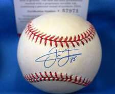 FRANK THOMAS Signed PSA DNA COA American League OAL Baseball Authentic Autograph