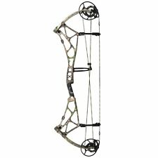 "Bear Archery Arena 34 Compound Bow 26.5""-31"" 60# LH Realtree Xtra Green Camo New"