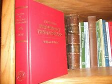 Sketches of Prominent Tennesseans Genealogy Book New