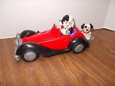 101 Dalmatians Cruella De Ville Car with Sound and Figures FP Little People