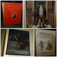 C. Dickens - Mr. Pickwick – with illustrations by Frank Reynolds