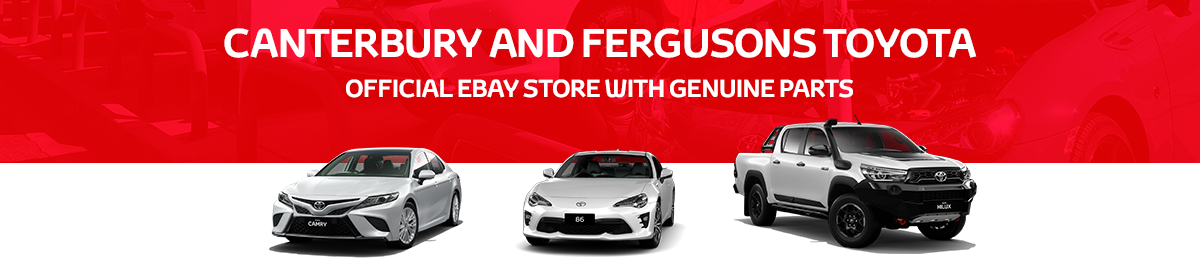 Canterbury and Fergusons Toyota