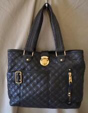 Marc Jacobs Black Leather Quilted Tote Bag - Excellent condition
