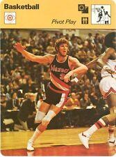 BILL WALTON 1978 Sportscaster Card #33-04 PORTLAND TRAILBLAZERS