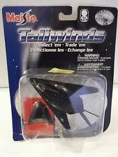 "MAISTO TAILWINDS ""F-117 NIGHTHAWK"" DIE CAST MEATL W/STAND  NIP"