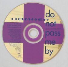 MC HAMMER Do Not Pass Me By*RARE*PromoCD single 1991 HipHop/Funk/Soul/Gospel/Rap