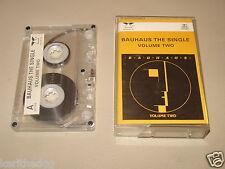 BAUHAUS -  1979 - 1983 The Single vol.2 - MC Cassette un/official polish tape