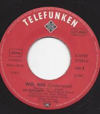 Die Schlümpfe 1980 : Willi Willi ( Kinderreime + Wenn der Schlumpf zur Party geh