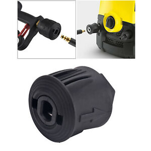 High Pressure Washer Hose Adaptor Connector for Karcher Washer Hose Replacement