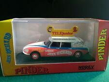 voiture miniature norev cirque jean richard citroen ID 21 Break