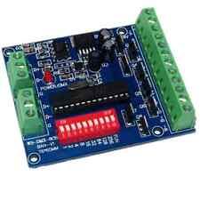 8CH controller DMX LED RGB DMX512 decoder, 8 canali DC5V-24 WS-DMX-8CH-BAN-V1