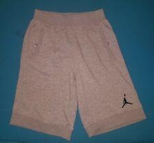 Mens Air Jordan basketball shorts size S Gray preowned