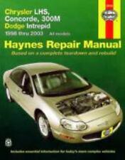 Haynes Repair Manual: Chrysler LHS,Concorde,300M,Dodge Intrepid, 1998-2004 (2009